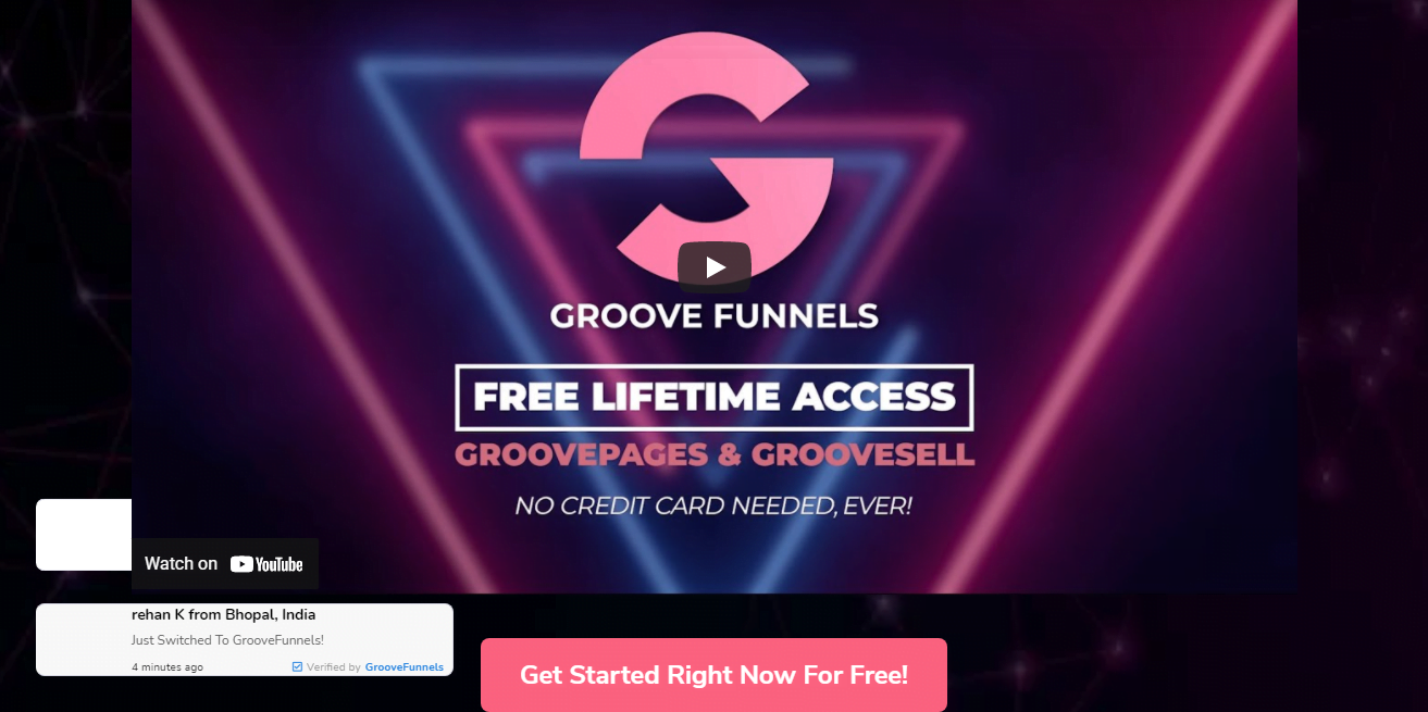 GrooveFunnels Review | Lifetime Access
