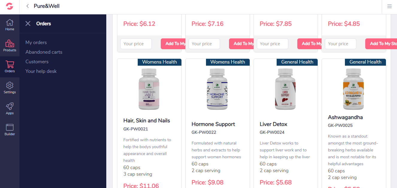 GrooveKart Health and Wellness | GrooveFunnels Review